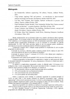Ingineria programării - Pagina 2