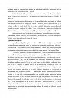 Agricultura ecologică - Pagina 2