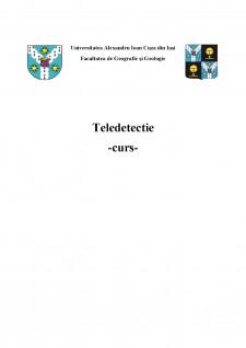 Teledetectie - Pagina 1