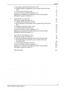 Bazele utilizării calculatoarelor - Pagina 3
