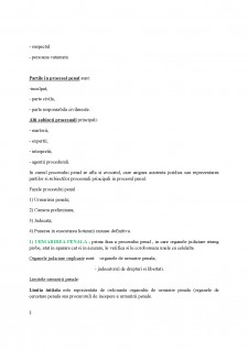 Drept penal - procedura - Pagina 2