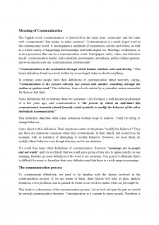 Effective communication course - Pagina 4