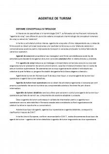 Tehnica operațiunilor de turism - Pagina 2
