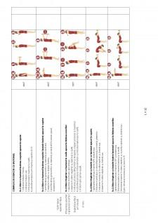 Dezvoltare fizică armonioasă - exerciții cu obiecte și în perechi - Pagina 1