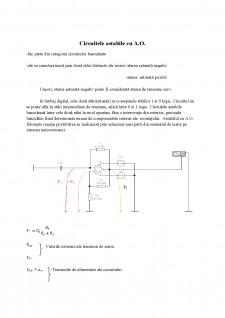 Aparatură medicală - tipuri de circuite - Pagina 1