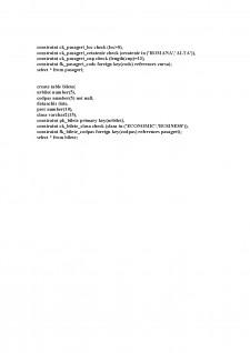 Baze de date - Gestionarea unei agenții de transporturi aeriene - Pagina 2
