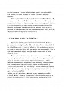 Metode de reducere a poluării sonore - Pagina 4