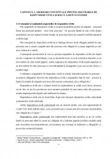 Adaptarea asigurării obligatorii de răspundere civilă auto la cerințele pieții europene a asigurărilor - Pagina 4