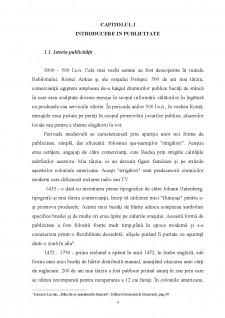Publicitatea - pilon de bază în activitatea unei firme - Pagina 5