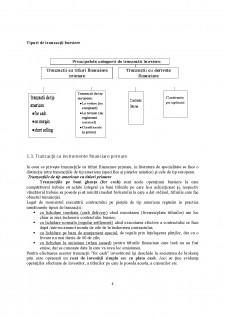 Tranzactiile bursiere si tipologia acestora - Pagina 4