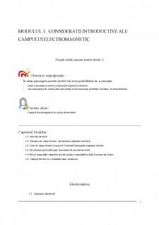 Electrotehnică - Pagina 1