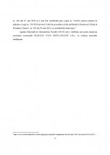 Expansiunea pieței lanțului de restaurante Spartan - Pagina 5