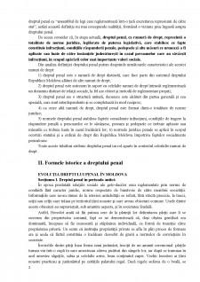 Note de curs drept penal și procesual - Pagina 2