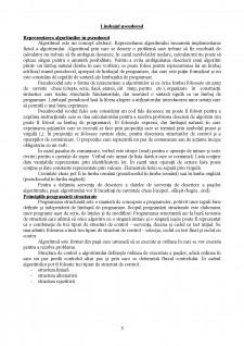 Structuri de control - Pagina 3