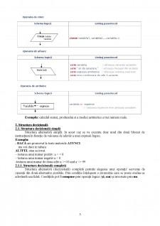 Structuri de control - Pagina 5