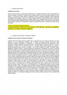 Subiecte examen contabilitate primară - Pagina 1