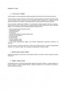 Subiecte examen contabilitate primară - Pagina 2