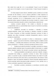 Conceptul de promovare a exportului și marketingul acestuia la nivel național - Pagina 5