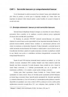 Studiu de marketing în domeniul serviciilor bancare - Pagina 4