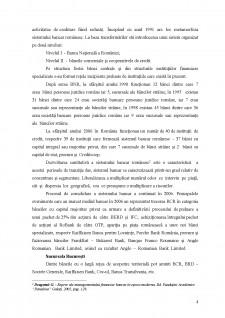 Studiu de marketing în domeniul serviciilor bancare - Pagina 5