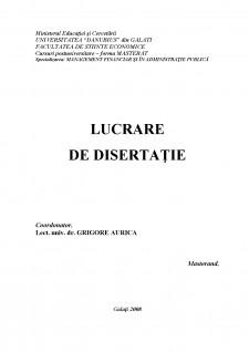 Politica concurențială din România și Uniunea Europeană - Pagina 1