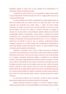 Politica concurențială din România și Uniunea Europeană - Pagina 5