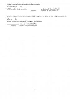 Calculația costului - Pagina 2