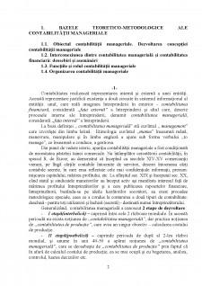 Conspect la contabilitatea managerială - Pagina 2