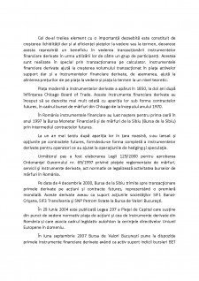 Evoluția pieței instrumentelor financiare derivate din România - Pagina 2
