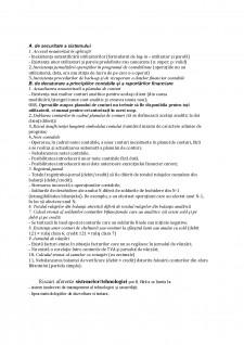 Auditul performantei sistemelor informatice la SC Conver SRL - Pagina 2