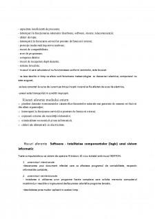 Auditul performantei sistemelor informatice la SC Conver SRL - Pagina 3