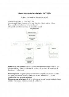 Evidența activității la policlinica SanMed - Pagina 2