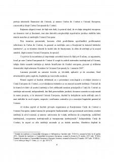 Legitimitatea proceasuala activa a Curtii de Conturi Europene - Pagina 5