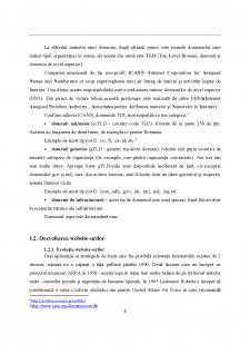 Proiectarea și dezvoltarea unui site interactiv de prezentare pentru o agenție de turism - Axel Tour - Pagina 5
