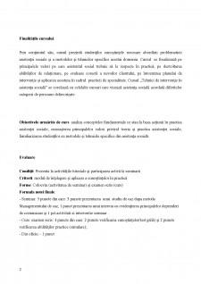Teorii si metode de interventie in asistenta sociala (persoana si familie) - Pagina 2