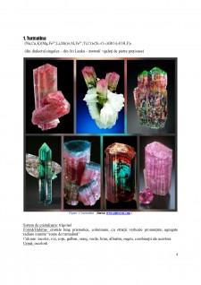 Minerale și pietre prețioase - Pagina 5