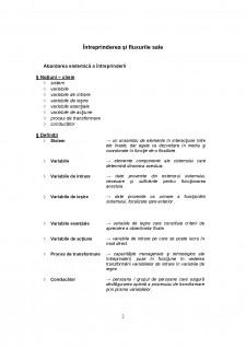 Gestiunea financiară a întreprinderii - Pagina 2