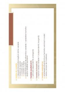 Analiza de regresie și corelație Regresia liniară, multiliniară, neliniară - Analiza de corelație - Pagina 5