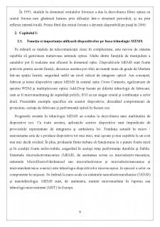 Tehnologia MEMS - Pagina 5