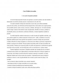 Politici de mediu - Pagina 1