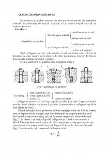 Asamblări cu șuruburi 25 mm - Pagina 1