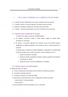 Economia comerțului - Pagina 3