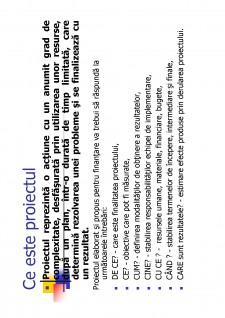 Elaborarea și managementul proiectelor - Pagina 4