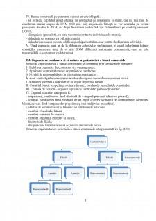 Banca comerciala - definire, clasificare, tipuri de operatiuni, structura organizatorica - Pagina 3