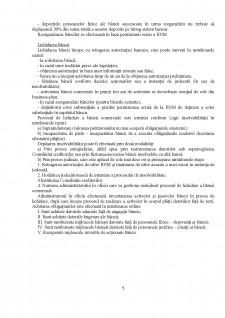 Banca comerciala - definire, clasificare, tipuri de operatiuni, structura organizatorica - Pagina 5