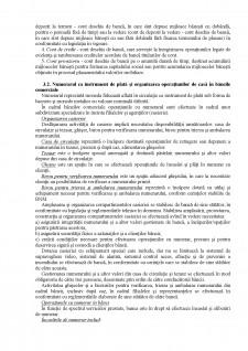 Organizarea plăților în cadrul băncilor - Pagina 2