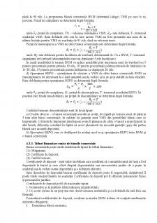 Operațiunile pasive ale băncilor - Pagina 4