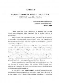 Biocenozele bentale de pe substratul dur din sudul litoralului românesc - Pagina 5
