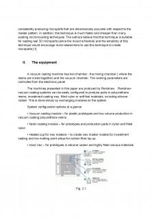 Vacuum casting technology - Pagina 5