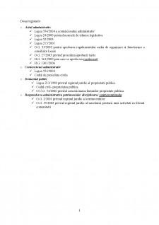 Drept Administrativ II - Pagina 1